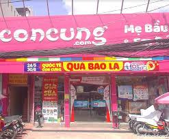 Con Cưng 20A Phạm Hùng - Bình Chánh, Tp. HCM