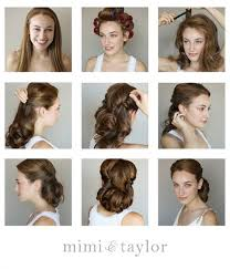 1950 s hairstyle tutorial