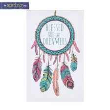 Hobby Lobby Dream Catcher Blessed Are The Dreamers Dreamcatcher Canvas Art hobby lobby D 47