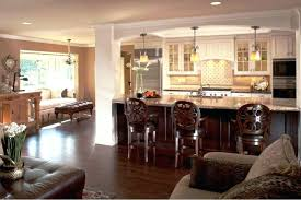 traditional open kitchen designs. Open Kitchen And Living Room Styles Design Planner Restaurant Custom Cabinets . Traditional Designs E
