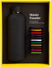 <b>Набор подарочный</b> чайный TEA <b>KIT С</b> термобутылкой микс к/уп ...