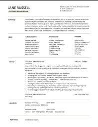 Bbafeaeac Customer Service Skills Resume Objective Mentallyright Org