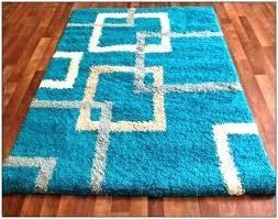 teal fluffy rug area rugs marvellous navy blue turquoise light runner medium size of living large liv