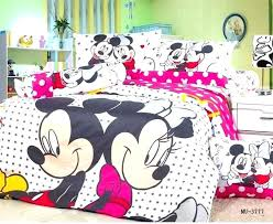Minnie Mouse Twin Bedroom Set Mouse Bedroom Set Full Size Mouse Full ...