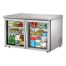 Glass Door Home Refrigerator Glass Door Refrigerator Residential Kitchen Glass Beverage Fridge