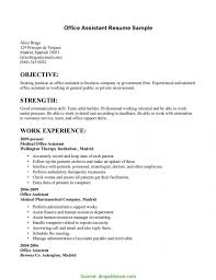 Office Manager Resume Objective Special Office Manager Resume Objective Statement Office Manager 18
