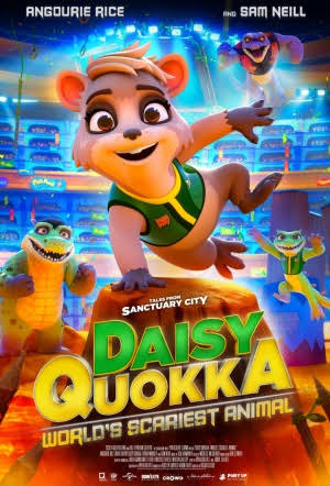 Download Daisy Quokka Worlds Scariest Animal (2021) English 480p | 720p HDRip