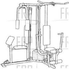 Weider Pro 4850 Exercise Chart 69 Bright Weider Pro Exercise Chart