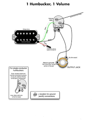 guitar wiring diagrams 1 hum 2 single guitar discover your single humbucker wiring diagram single humbucker wiring diagrams