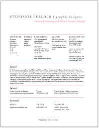 how to make my resume stand out 2 make me a resume