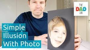We did not find results for: How To Make A Simple Hollow Face Illusion From Thedadlab Book Youtube