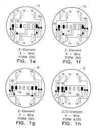 5 jaw meter socket wiring diagram wiring diagram 5 jaw meter socket wiring diagram patent design source ge kv2c fm 12s 200a 120 480v 2 3p 3w