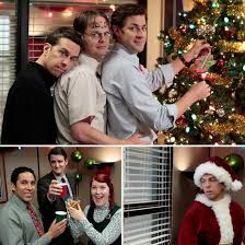 the office christmas ornament. The Office Christmas Pictures Ornament