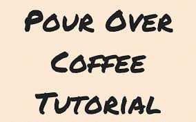 Pour Over Coffee Ratio Chart Pour Over Coffee Tutorial I Need Coffee