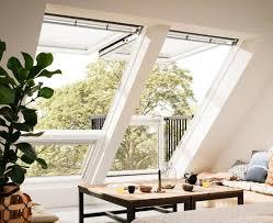 Neues Cabrio Dachfenster Von Velux Mehr Licht Mehr Sicht Mehr Luft