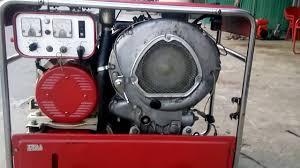 honda diesel generator. Honda Diesel Generator W