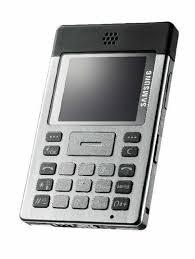 Samsung P300 mobile phone