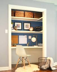 office in a closet design. Office In A Closet Home Ideas With Goodly Best On . Design E