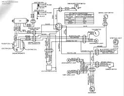dirt bike wiring diagram lighting auto electrical wiring diagram kawasaki kdx 200 wiring diagram