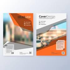 Business Brochure Template Free Vector Graphics Brochure