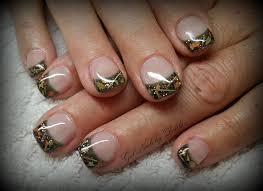 camo gel nails | Fashion (hair & nails) | Pinterest | Camo wedding ...