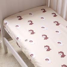 mattress pattern. 6 Color Crib Sheets 100% Cotton Adornment Soft Baby Mattress Cover Print Cloud Cat Swan Pattern For Girls Boys-in From Mother \u0026 Kids