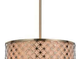 chandelier chandeliers plug in double drum pendant light swag lamp