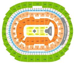 Staples Center Seating Map Bampoud Info