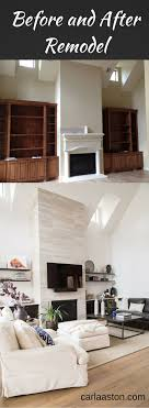 Shelves Around Window Best 25 Shelves Around Fireplace Ideas On Pinterest Craftsman