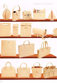 Leather Handbag Patterns