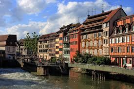 <b>Маленькая Франция</b> в Страсбурге - старинный квартал города ...