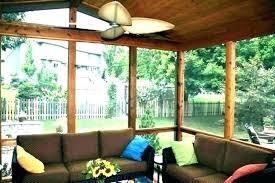 screen room kits for decks wooden house rooms deck porch unique s enclosure