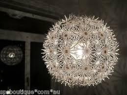 ikea lighting chandeliers. Image Is Loading Ikea-shabby-snow-flake-MASKROS-Pendant-lamp-Chandeliers- Ikea Lighting Chandeliers H