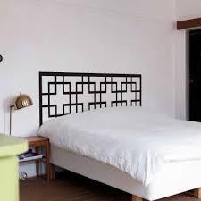 dorm headboard wall decal master couple bedroom vinyl art removable decor idea 1 of 7free
