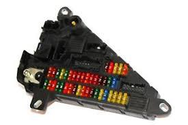 bmw 5 6 rear power fuse box unit 6906618 bmw e60 e61 e63 e64 image is loading bmw 5 039 6 039 rear power fuse
