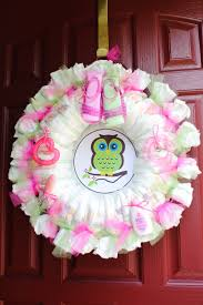 Pink Owl Baby Shower  EtsyOwl Baby Shower Decor