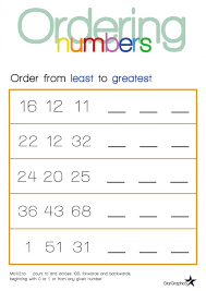 Greater Than Less Than Worksheets For Kindergarten - Criabooks ...