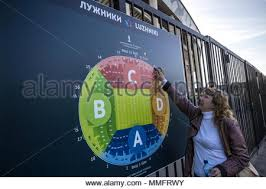 Kaliningrad Stadium Seating Chart Football In Russia 2018 Map Of Venues Soccer European And
