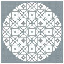 Chart Cross Stitch Free Free Printable Mandala Cross Stitch Patterns