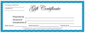 Microsoft Word Certificate Templates New Business Gift Certificate Template Gradyjenkinsco