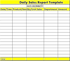 Daily Sales Activity Report Excel Custom Progress Tracker Template Free Templates Work In Excel Report Format