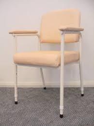 adjustable height chair. Ansa Utilite Height Adjustable Day Chair U