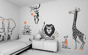 Creative Wall Painting Ideas For Bedroom