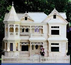 Victorian Barbie Doll House Woodworking Plan to make-your-own dollhouse.  $22.50,