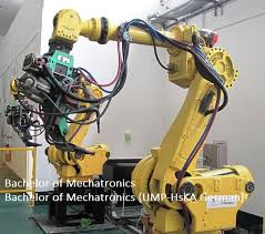 Mechatronics Engineering B Eng Mechatronics Engineering