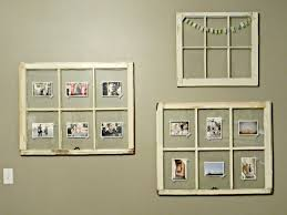 Ideas For Old Windows Windows Old Windows Used As Wall Decor Inspiration Ideas About