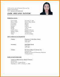 Some Examples Of Resume Some Examples Of Resume Monster Resume Update Format Form Cover 11