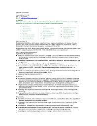 proficient resume