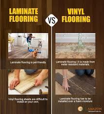 vinyl flooring basic characteristics and