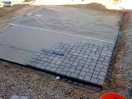 cheap patio paver ideas. Cheap Paver Patio Ideas Budget Small My On The Landscaping Lawn Care Affordable